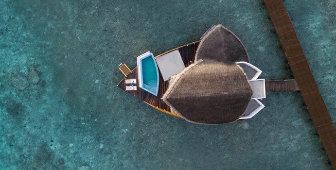 Duplex Overwater Pool Villa, JW Marriott Maldives