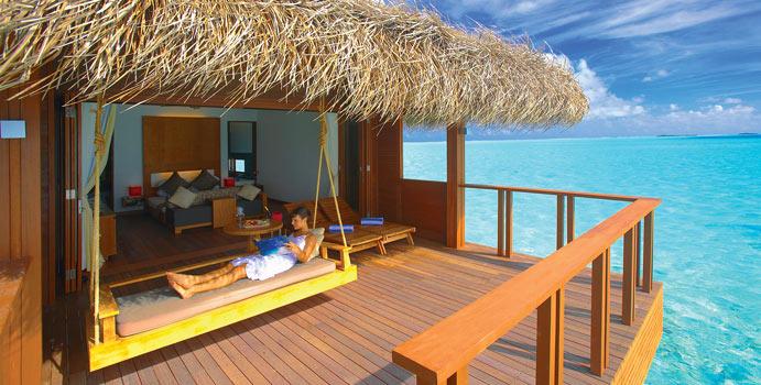 Water Villa, Medhufushi Island Resort