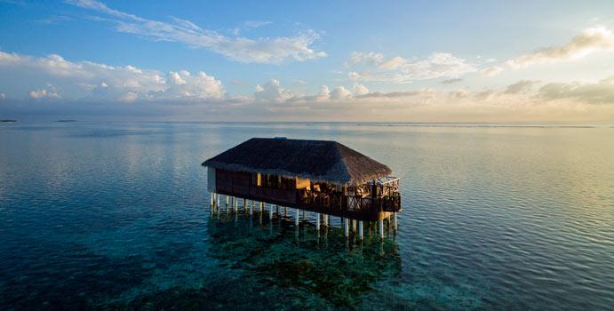 Lagoon Suite, Medhufushi Island Resort