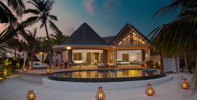 Beach Residence | Milaidhoo Island, Malediven