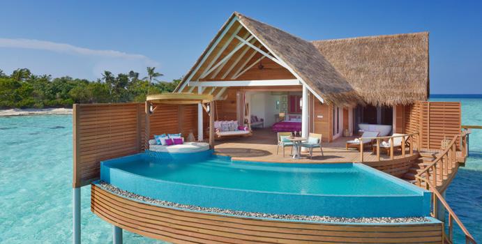 Water Pool Villas | Milaidhoo Island, Malediven