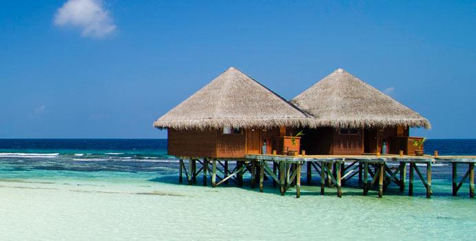Water Villa, Mirihi Island Resort
