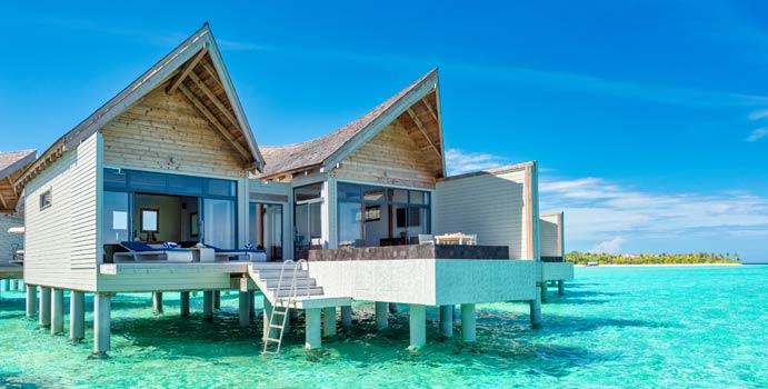 Overwater Villa Lagoon, Mövenpick Resort & Spa Kuredhivaru
