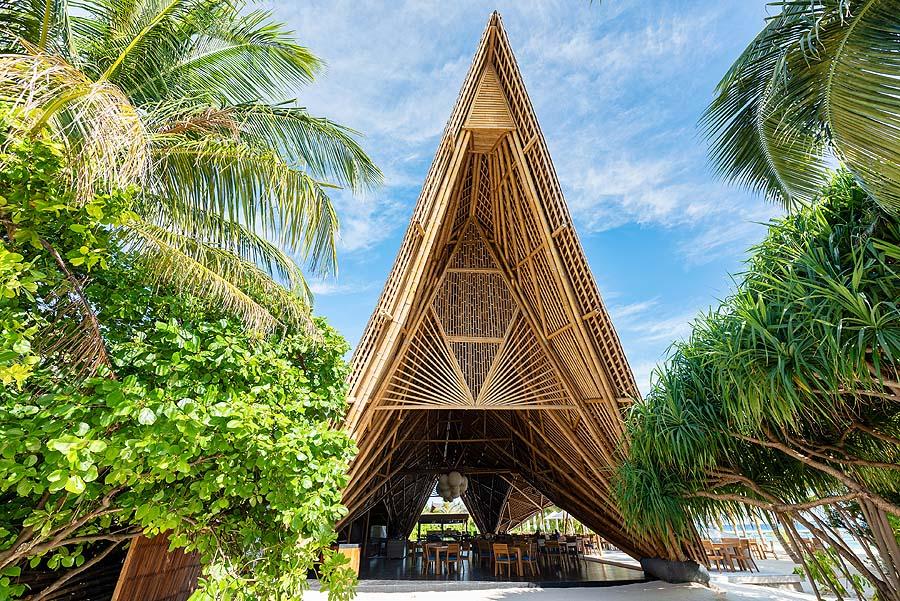 Insel, Mövenpick Resort & Spa Kuredhivaru