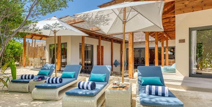 Beach Spa Residence, Mövenpick Resort & Spa Kuredhivaru