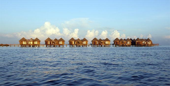 Water Villas, Nika Island Resort & Spa