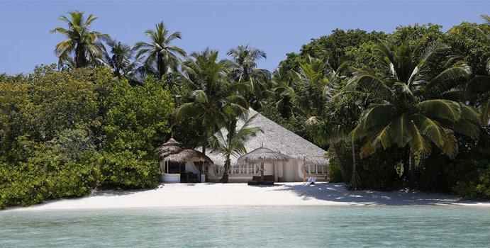 Deluxe Beach Villa, Nika Island Resort & Spa