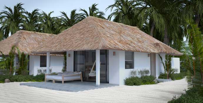 Family Beach Villa, Nova Maldives