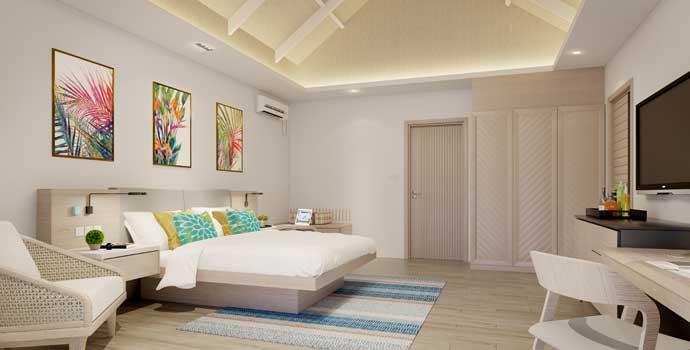 Beach Villa with Pool, Nova Maldives