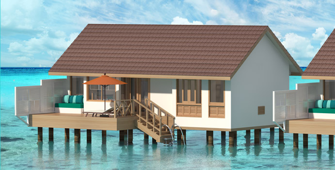 Water Villa, OBLU SELECT at Sangeli Maldives