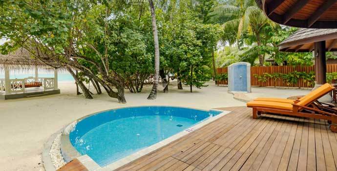 Two Bedroom Beach Suite, Olhuveli Beach & SPA Resort