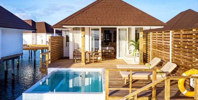 Grand Water Villa with Pool, Olhuveli Beach & SPA Resort