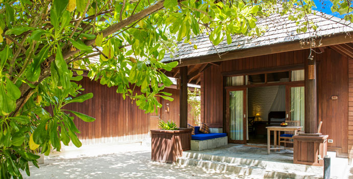 Beach Villa, Olhuveli Beach & SPA Resort