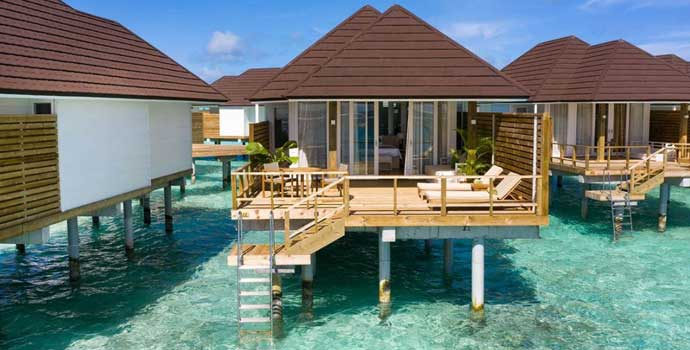 Grand Water Villa, Olhuveli Beach & SPA Resort