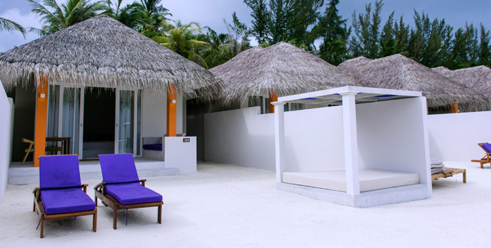 Grand Beach Villa, Olhuveli Beach & SPA Resort