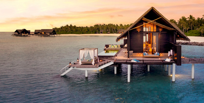 Water Villa with Pool, One & Only Reethi Rah