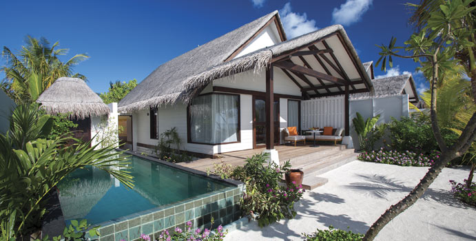 Earth Villa with Pool, OZEN by Atmosphere at Maadhoo