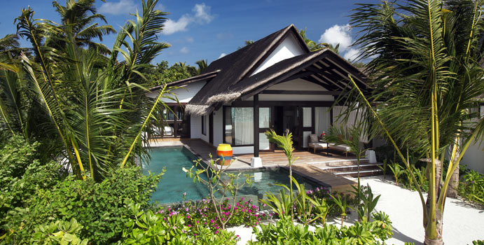 Earth Family Pool Suite, OZEN by Atmosphere at Maadhoo