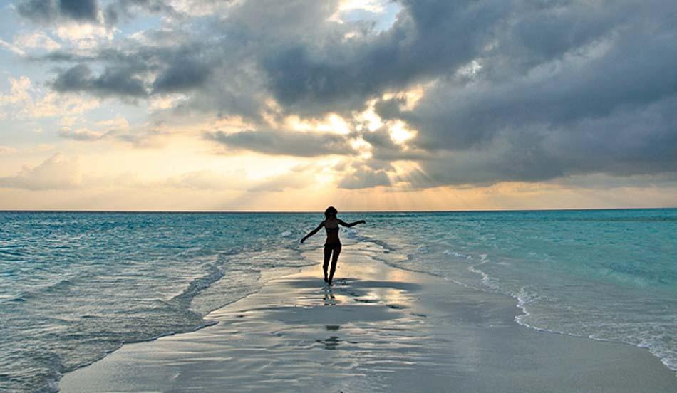 Übers Wasser gehen I Palm Beach Island