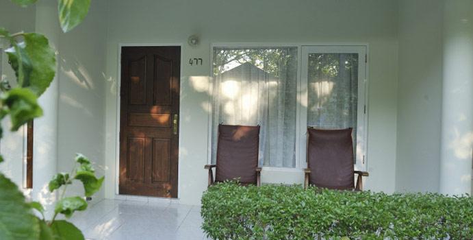 Terrasse, Garden Villa, Paradise Island Resort & SPA