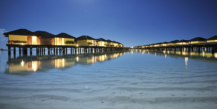 Water Villas, Paradise Island Resort & SPA