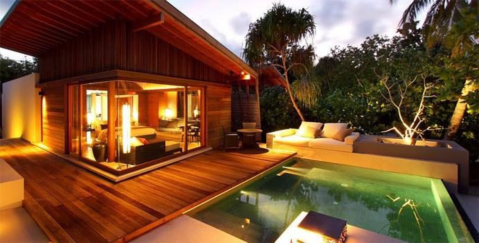 Park Pool Villa, Park Hyatt Maldives Hadahaa