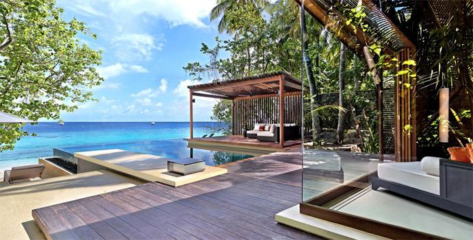 Deluxe Park Pool Villa, Park Hyatt Maldives Hadahaa