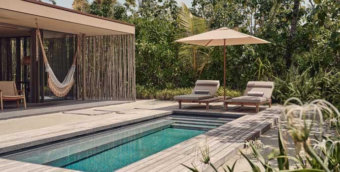 1 Bedroom Beach Pool Villa, Patina Maldives, Fari Islands