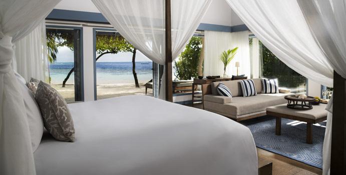 wohnen, Raffles Royal Residence, Three Bedroom, Raffles Maldives Meradhoo