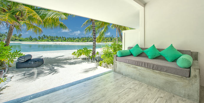 Lake View Villa, Rahaa Resort