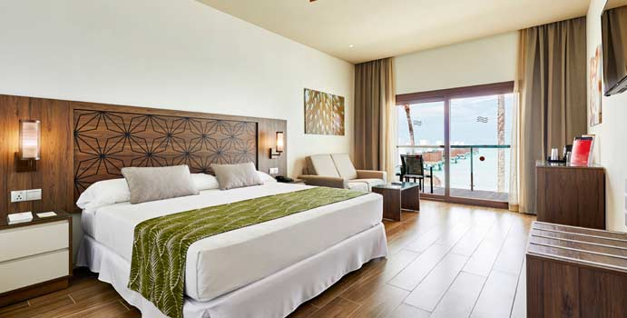 Double Room, RIU Atoll