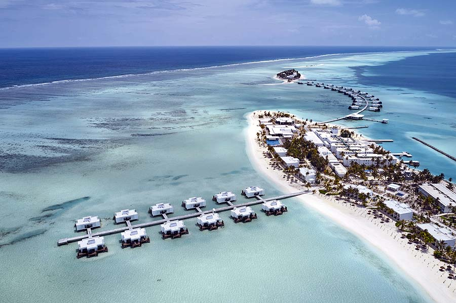 Overwater Juniorsuiten, RIU Atoll