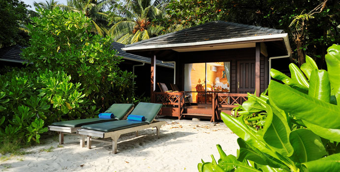 Beach Villa, Royal Island Resort & SPA