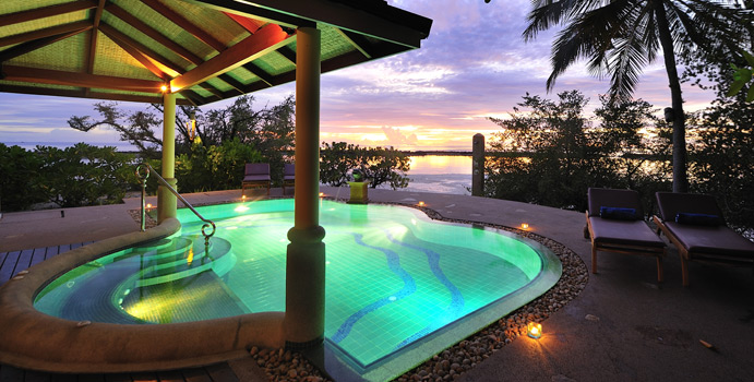 Presidential Suite, Royal Island Resort & SPA