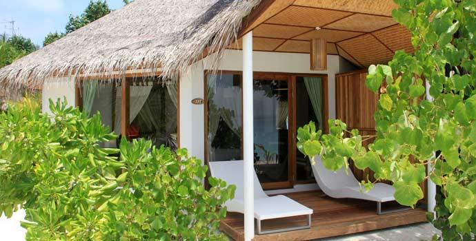 Beach Bungalow, Safari Island Resort