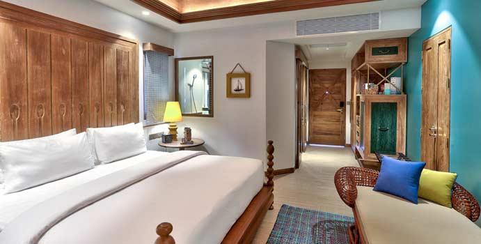 Sky Room, SAii Lagoon Maldives