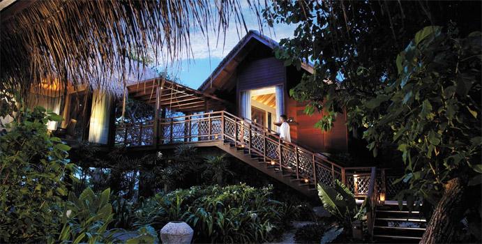 Ocean Tree House Villa, Shangri La's Villingili Resort & SPA