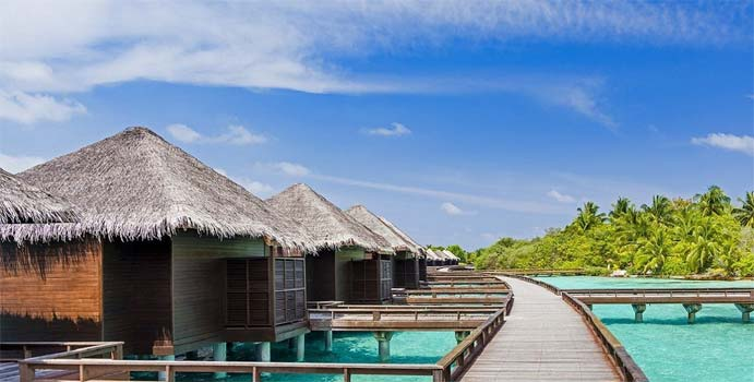Water Bungalows, Sheraton Full Moon Resort & SPA