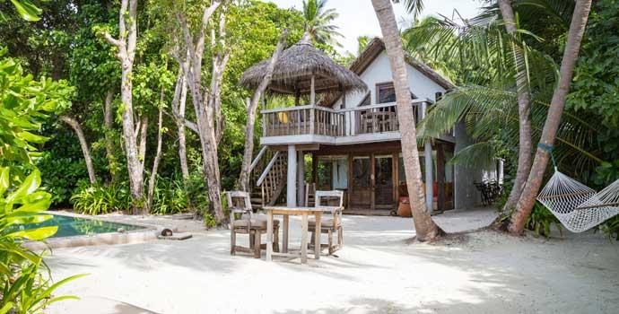 Crusoe with Pool, One Bedroom Villa with Pool, Soneva Fushi Resort