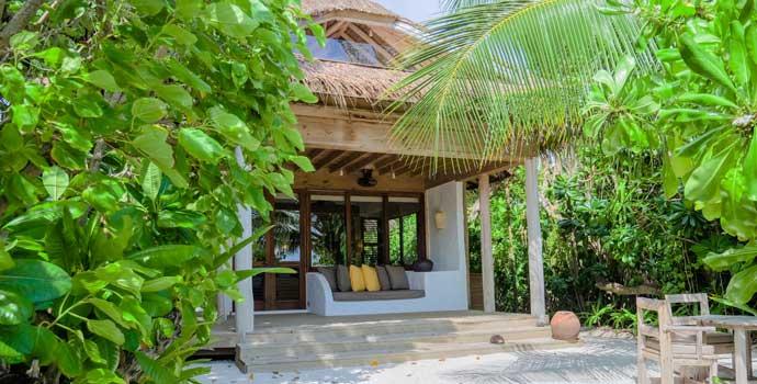 Soneva Fushi Family Villa Suite, One Bedroom Villa Suite, Soneva Fushi Resort