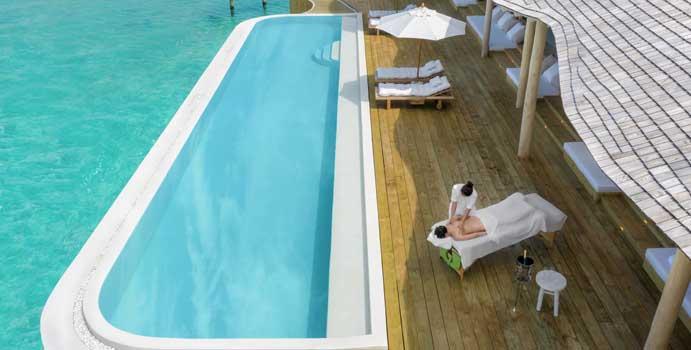 Pool, 2 Bedroom Water Reserve, Soneva Jani