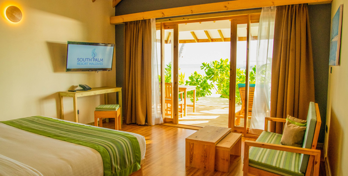 Beach Villa, South Palm Maldives