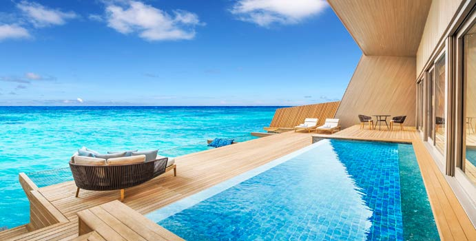 Pool, Overwater Villa with Pool, The St. Regis Vommuli
