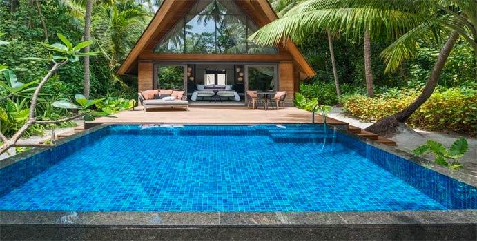 Garden Villa with Pool, The St. Regis Vommuli