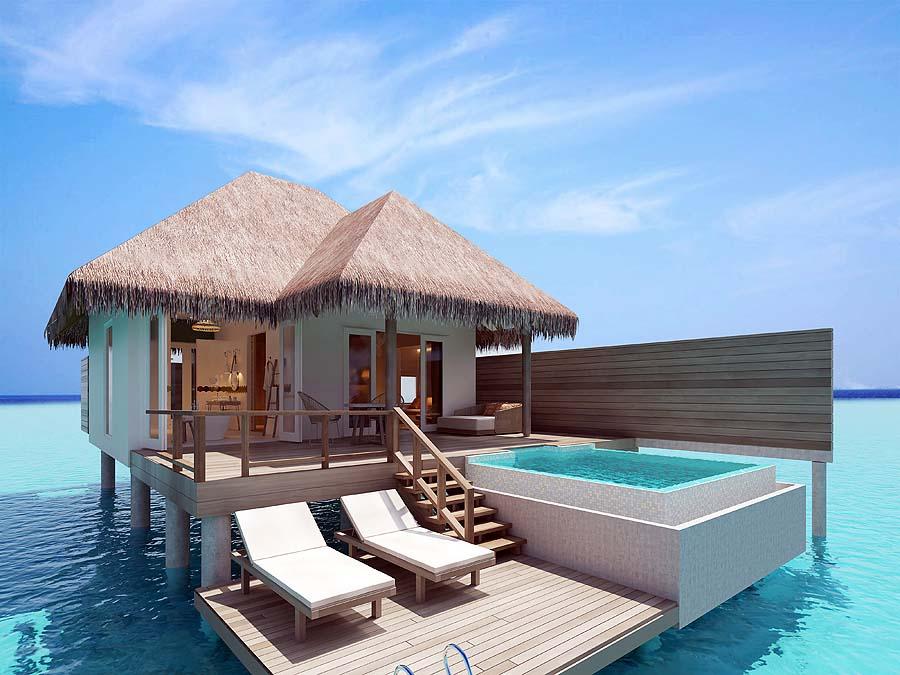 Ocean Suite, Sun Aqua Iru Veli