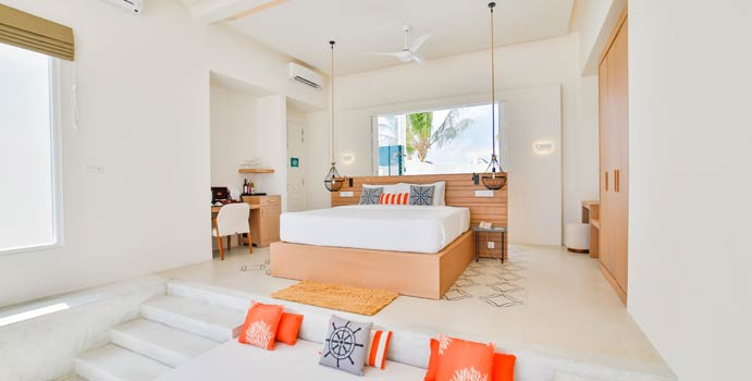 Grand Beach Suite, Sun Aqua Iru Veli