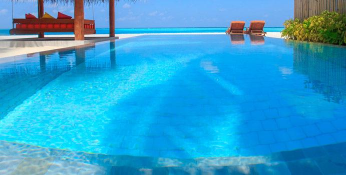 Sun Aqua Pool Villa, Pool, Sun Aqua Vilu Reef Maldives