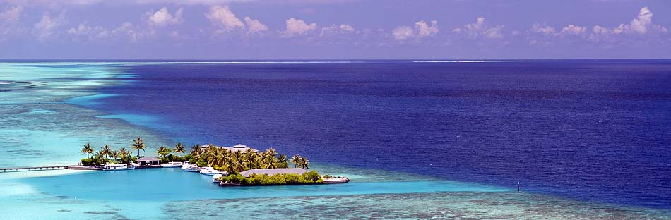 Inselansicht, Sun Island Resort & SPA, Maldives