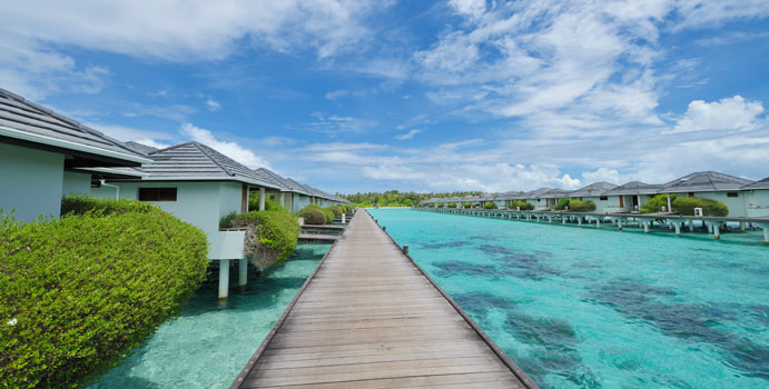 Water Bungalow, Sun Island Resort & SPA