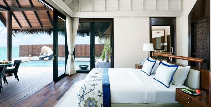 Wohnen, Premium Villa with Pool, Taj Exotica Maldives Resort & SPA